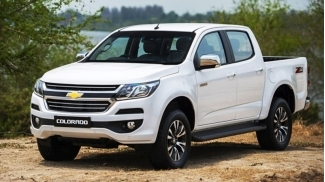 Chevrolet Colorado LT 2.5 MT 4x4 2017