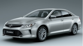 Toyota Camry 2.5G AT 2017