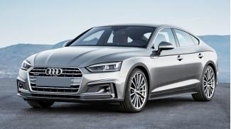 Audi A5 2.0 TFSI quattro 2017