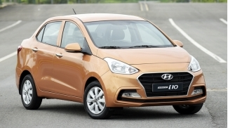 Hyundai Grand i10 Sedan 1.2 MT Base 2017