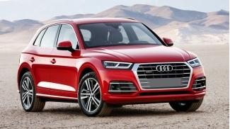 Audi Q5 2.0 TFSI quattro 2018