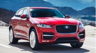Jaguar F-Pace V6 3.0AT AWD Prestige 2018