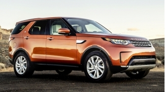 Land Rover Discovery HSE Petrol 2018