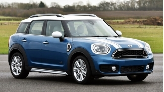 MINI Cooper Countryman S ALL4 2018