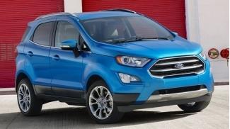 Ford EcoSport Titanium 1.0L AT EcoBoost 2018