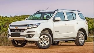 Chevrolet Trailblazer 2.5L 4x2 MT LT 2018