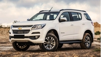 Chevrolet Trailblazer 2.5L VGT 4x4 AT LTZ 2018
