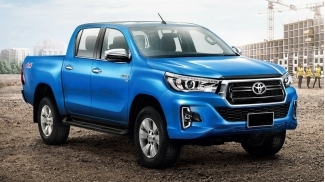 Toyota Hilux E 2.4 AT 4x2 MLM 2019