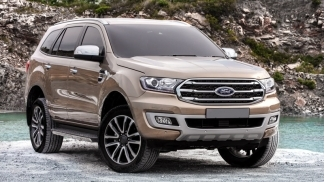 Ford Everest Titanium 2.0L Turbo 4X2 10AT 2018
