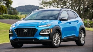 Hyundai KONA Turbo 1.6AT (Dac Biet) 2018