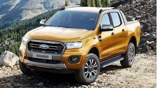 Ford Ranger Wildtrak Turbo don 2.0L 4x2 10AT 2018