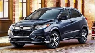 Honda HR-V L 1.8CVT 2018