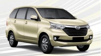 Toyota Avanza 1.5AT 2018