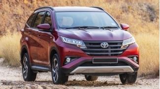 Toyota Rush S 1.5AT 2018