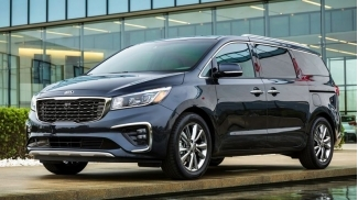 Kia Grand Sedona Luxury may dau 2.2L 8AT 2019