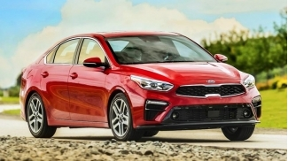 Kia Cerato 1.6AT Luxury 2019-2020