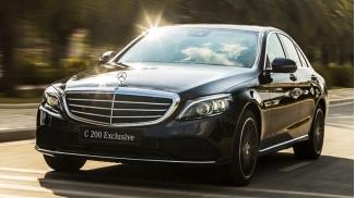 Mercedes C 200 Exclusive 2019