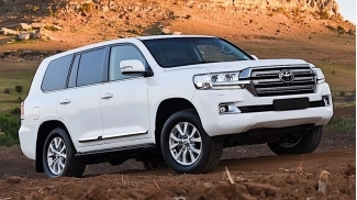 Toyota Land Cruiser V8 2019