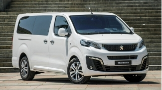 Peugeot Traveller Luxury 7 cho 2019