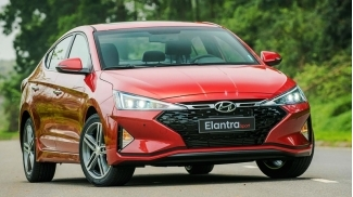 Hyundai Elantra 1.6L Turbo AT 2019