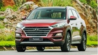 Hyundai Tucson 2.0 AT (Xang - tieu chuan) 2019