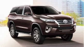 Toyota Fortuner 2.8AT 4x4 2019