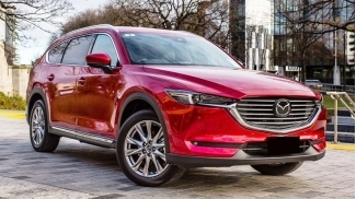 Mazda CX-8 Luxury 2.5 AT 2WD 2019