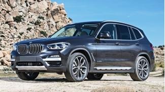 BMW X3 xDrive30i xLine 2019