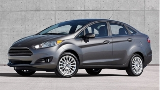 Ford Fiesta 1.5 AT Titanium Sedan 2015