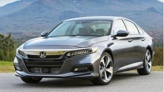 Honda Accord 1.5L Turbo CVT 2020