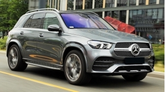 Mercedes GLE 450 4MATIC 2020