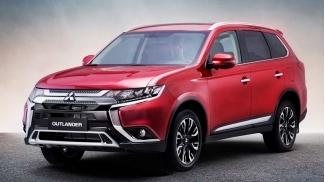 Mitsubishi Outlander 2.0 CVT Premium 2020