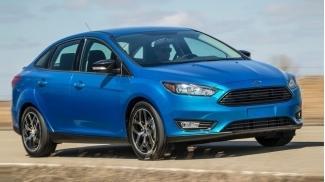 Ford Focus 1.5 AT Titanium Sedan 2016
