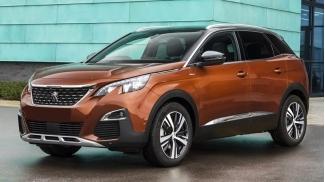 Peugeot 3008 Active 2020
