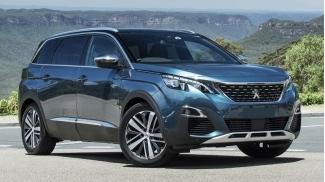 Peugeot 5008 Allure 2020