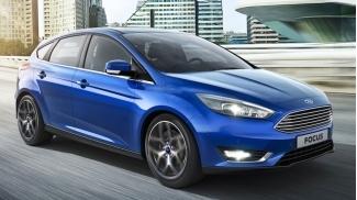 Ford Focus 1.5 AT Sport Hatchback 2016