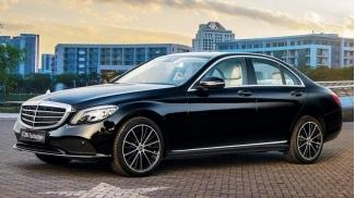 Mercedes C 200 Exclusive 2020
