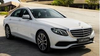 Mercedes E 200 Exclusive 2020