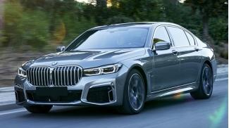 BMW 730Li M Sport 2020