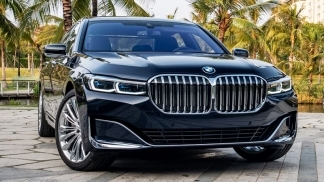 BMW 730Li Pure Excellence 2020