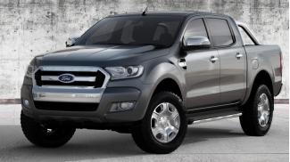 Ford Ranger XL 2.2 MT 4x4 2016
