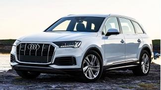 Audi Q7 55 TFSI quattro 2020