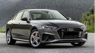 Audi A4 40 TFSI FWD 2020