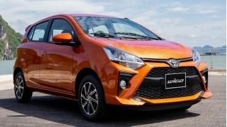 Toyota Wigo 1.2MT 2020