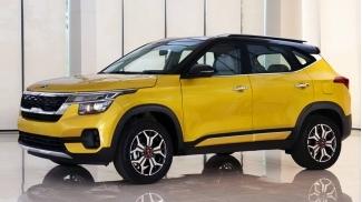 Kia Seltos Luxury 1.4 Turbo AT 2020