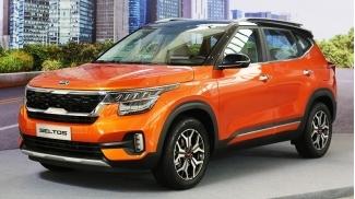 Kia Seltos Premium 1.6 AT 2020