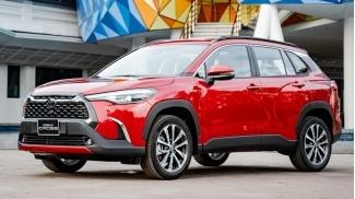 Toyota Corolla Cross 1.8G CVT 2020