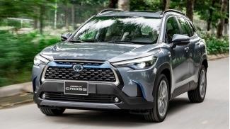 Toyota Corolla Cross 1.8HV CVT 2020