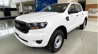 Ford Ranger XL 2.2L 4x4 6MT 2020