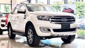 Ford Everest Trend 2.0L Turbo 4X2 10AT 2020